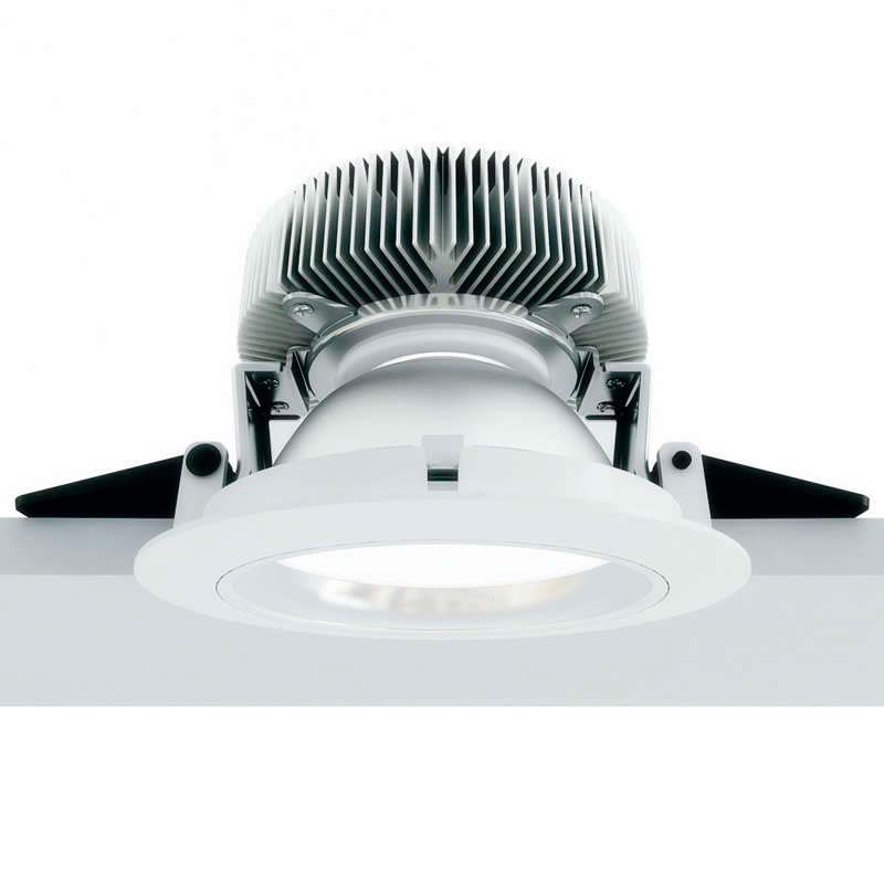 Downlight Led ZAKINTOS 20W, Blanco cálido